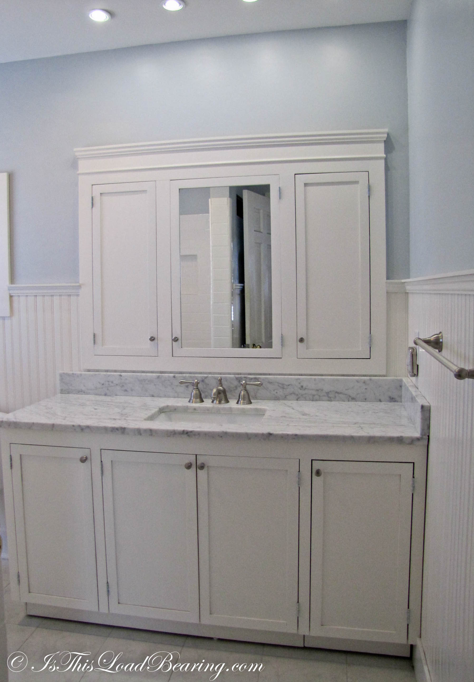 Bathroom Cabinets Over Sink - Bathroom above sink cabinets